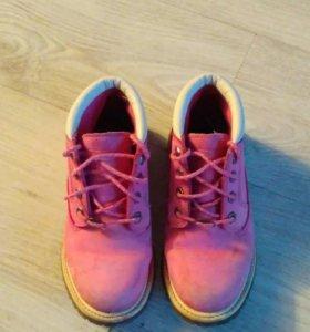 """Ботинки """"Тимберленды"""""""