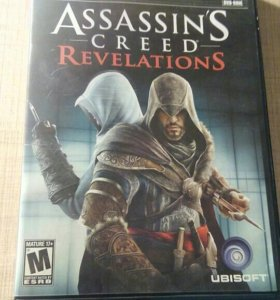 Диск Assasin's Creed Revelations PC DvD
