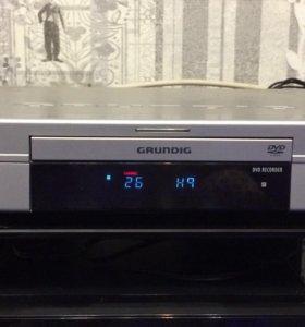 DVD-RECORDER GRUNDIG GDR 5500