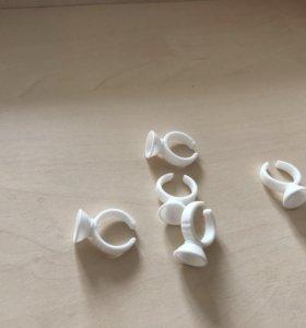 Кольца для клея,пигмента
