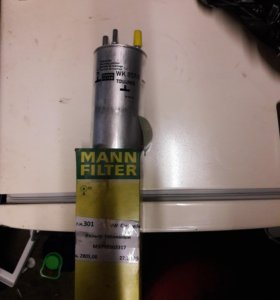 Топливный фильтр для wv т5