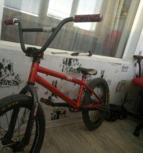 Bmx велосипед free agent stiletto