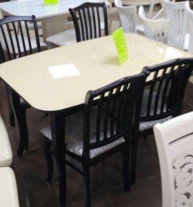 Стол обеденный раздвижной
