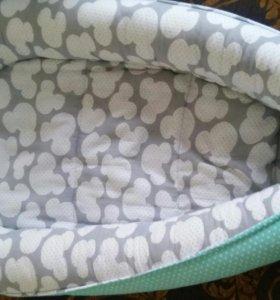 Гнездо-кокон для младенца