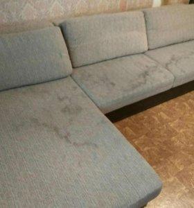 Химчистка мягкой мебели с выездом на дом🚘