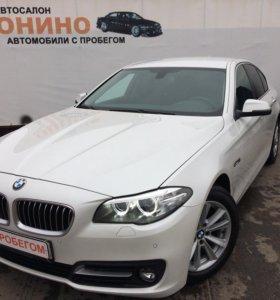 BMW 5 серия, 2016 г/в
