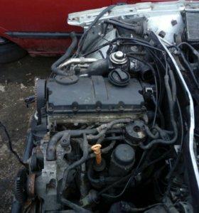 Двигатель VW пассат 1.9 TDI AVF