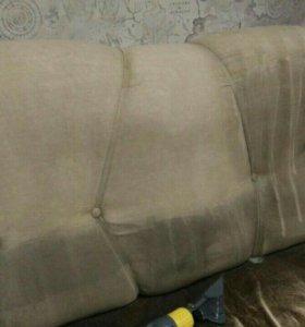 Химчистка ковров, чистка мягкой мебели