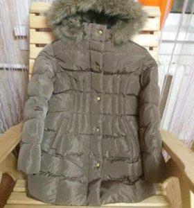 Пальто зимнее Marks & Spenser