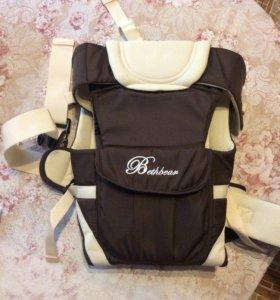 Слинг-рюкзак для малыша