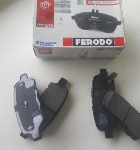 Колодки тормозные задние INFINITI NISSAN- FERODO