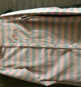 Рубашка мужская divided by H&M