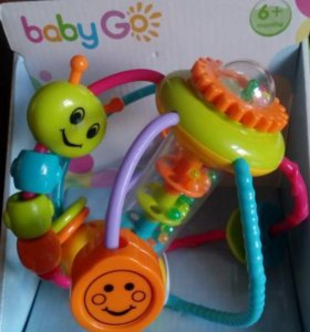 Развивающая игрушка чудо-шар, новая