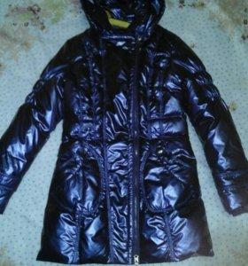 Продам новую куртку на 8-10.лет