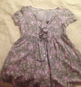 Блузы для беременных и кормящих