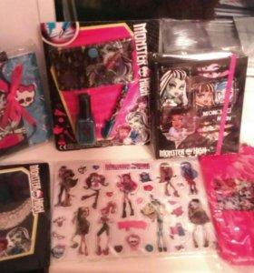 Набор Monster High #1
