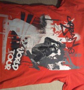 2 футболки для мальчика