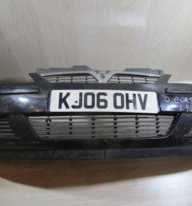 Бампер передний Opel Corsa C