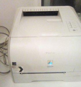 Цветной лазерный принтер CANON LBP 5050