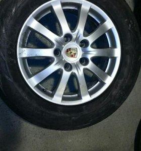 Колеса Porsche