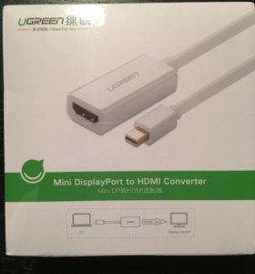 Mini DisplayPort to HDMI Converter UGREEN