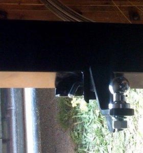 Бампер задний УАЗ  РИФ RIF01101
