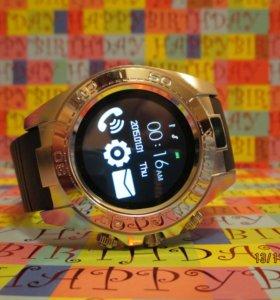 Умные часы телефон smart watch SW007