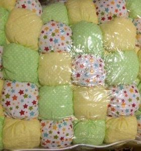 Бон Бон одеяло для детей.