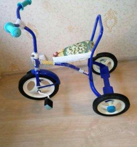 3х колёсный велосипед качество СССР