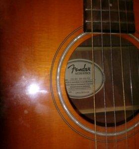 Гитара фендер