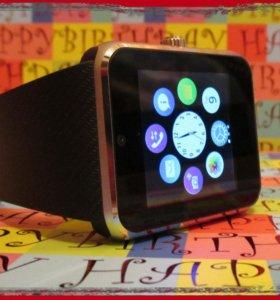 Smart Watch GT08 Black