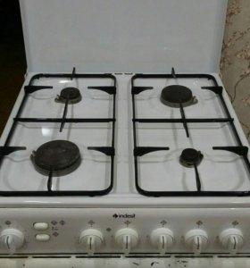 Газовая плита Indesit в отличном состоянии