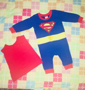 Новогодний костюм Супермэна