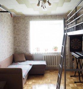 Квартира, 2 комнаты, 55.2 м²