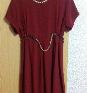 Платье для беременных р-р 52
