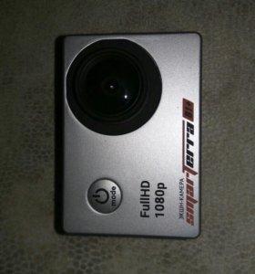 Экшн-камера smarterra B1+ Silver
