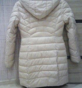 Зимняя куртка 42-44 р