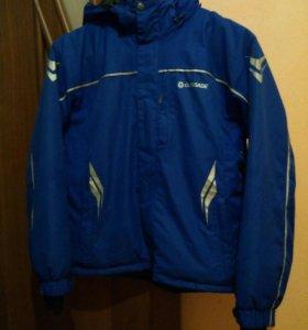 Горнолыжная куртка рост.164