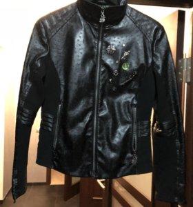 Кожаная куртка Sporttalm