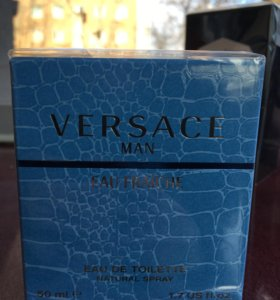 Versace EAU FRAICHE men 50ml edt