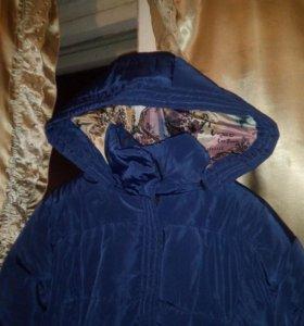 Новая Куртка весна/осень 52 размер
