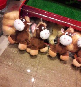Мягкие игрушки от 200р