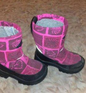 Детская обувь kuoma .26 размер