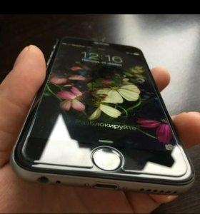 Айфон 6,16 без сканера отпечатка пальца