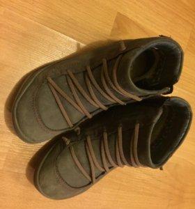 Ботинки детские нубук
