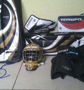 Детская хоккейная вратарская форма