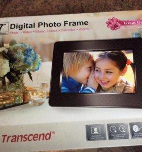 Цифровая фоторамка( новая)