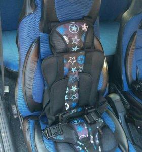 Авто кресло для детей до 7 лет