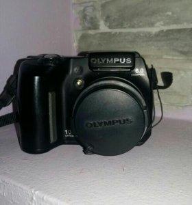 Компактный цифровой Фотоаппарат Olympus SP-500 UZ