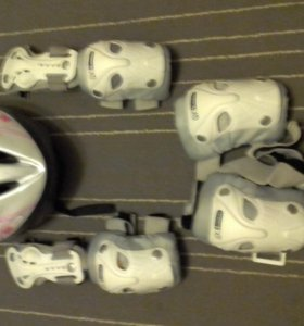 Комплект защиты для роликовых коньков